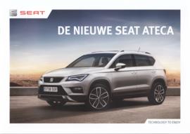 Ateca brochure, 24 pages, 04/2016, Dutch language
