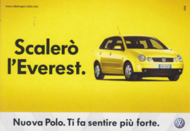 Polo postcard,  A6-size, Citrus Promotion Italy, # 0817