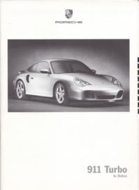 911 Turbo pricelist, 54 pages, 08/2000, German