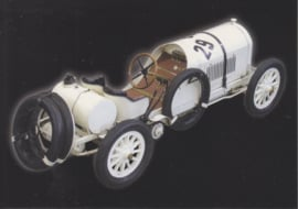 Benz Grand Prix race car 1908, Classic Car(d) of the month 12/2003, Germany