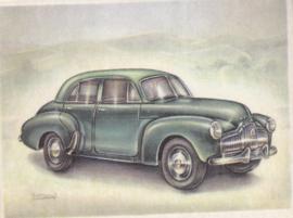 Holden 48/215 Saloon 1951, Full Speed, Dutch language, # 146