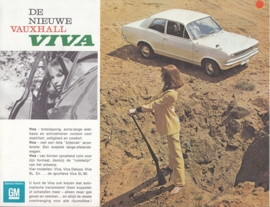 Viva Saloon, 4 pages, Dutch language, J. 2786 F/N 660007-12-30 DC, 1968