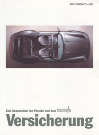 Insurance brochure, 4 pages, 4/95, German
