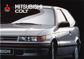 Colt brochure, 28 pages, 06/1988, Dutch language