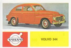Volvo 544, 4 languages, # 203