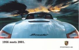 Boxster,  US postcard, 17,5 x 11,5 cm, 2001