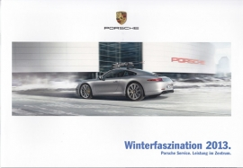 Winter Fascination brochure, 32 pages, 07/2013, German language