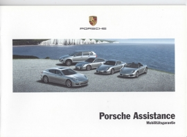 Assistance brochure, 20 pages, 08/2009, German language