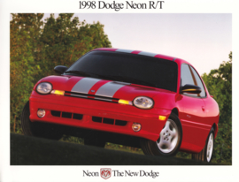 Neon R/T, 2 pages, 1998, English language, USA