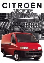 Jumper brochure, 14 pages, 01/1994, Dutch language