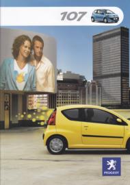 107 brochure, 24 pages, A4-size, 08/2005, Dutch language
