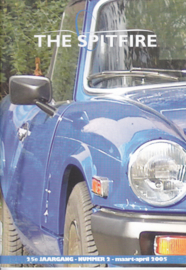 The Spitfire club magazine,  A5-size, 56 pages, Dutch language, issue 2 (2005)