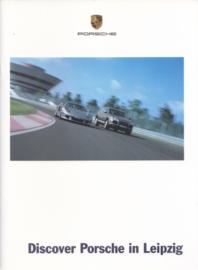 Leipzig brochure, 40 pages, 10/2004, German language