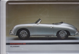 Porsche Classic - 356 Speedster, metal postcard with white envelope, factory-issued