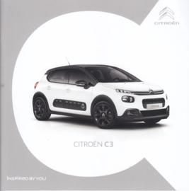 C3 brochure, 52 pages, 01/2018, Dutch language