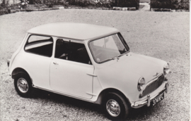 Morris Mini 850 Super, De Muinck & Co., date 763, unnumbered