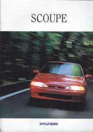 Scoupe brochure, 20 pages, 1992, German language (Suisse)