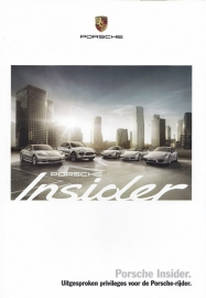 Insider brochure, 8 pages, about 2013, Dutch language