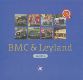 BMC & Leyland Car Postcards, 132 pages, English language, € 15,95 (excl. P&P)
