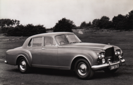 Bentley S 3 Saloon, De Muinck & Co., date 763, unnumbered