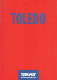 Toledo brochure, 28 pages, 9/1994, A4-size, German language