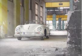 356 Speedster, continental size postcard, Bildermeister, 03/2016