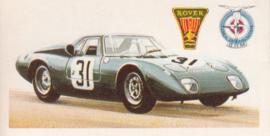 Rover BRM Gas Turbine Le Mans 1965, English language, # 47 of 50, Brooke Bond Tea