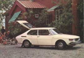 99 L Combi Coupé Hatchback, Swedish, factory-issue, # 201665, 1974?
