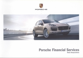 Financial Services brochure, 12 pages, 07/2014, German
