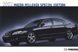 Millenia Special Edition, 2002, US postcard, A5-size