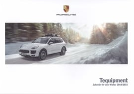 Tequipment Winter brochure, 36 pages, 08/2014, German language