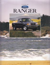 Ranger Pick-ups, 20 pages, English language, 8/1995, # 367