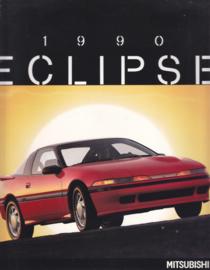 Eclipse brochure, 20 pages, 1990, English language, USA