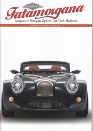Fatamorgana Club magazine, 68 pages, DIN A4-size, Dutch language, issue 2/2009