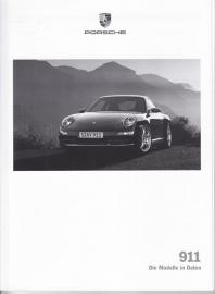 911 Carrera pricelist, 102 pages, 05/2007, German