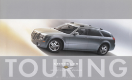 300 C Touring, 4 pages, 11/2004, Dutch language