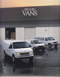 Vans, 20 pages, English language, 8/1994, # 110