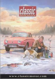 Renommé Renault magazine,  A5-size, 20 pages, Swedish language, issue 4