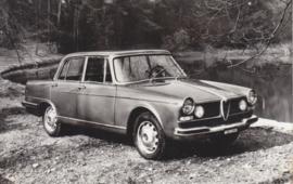 Alfa Romeo 2600 Berlina, Spanjersberg, date 463, # 138