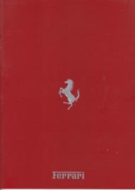 Program brochure, A4-size, 16 pages, 7/1990, German language