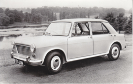Morris 1100 4-Door, Spanjersberg, date 465, unnumbered