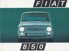 850/Special, 16 pages, 11/1968, Dutch language