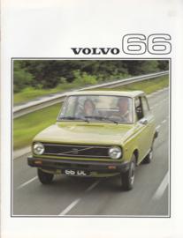 66 DL/GL 2+3-Door brochure, 20 pages, Dutch language, 1976 (NL/B)