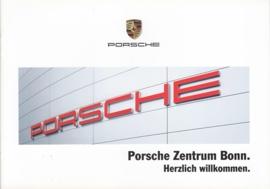 Welcome PC Bonn brochure, 8 pages, about 2014, German language