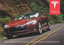 Insurance for Model S, Dutch sheet, 21 x 15 cm, 2014