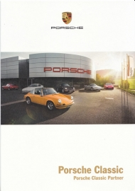Classic Partners brochure, 6 pages, 2015, German