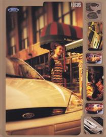 Focus leaflet, 2 pages, English language, 2000, USA