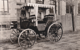 Benz 1895, Car museum Driebergen, date  162, # 25
