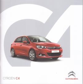 C4 brochure, 32 pages, 01/2015, Dutch language