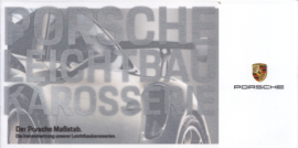 Lightweight body assemby - brochure, 12 small pages, 12/2017, German language
